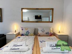 Ferienwohnung, Ferienapartment, 1-Zimmer-Apartment, Haus Fembre, Fehmarnsund