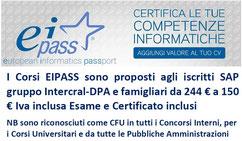 Corsi on-line + Certificazione