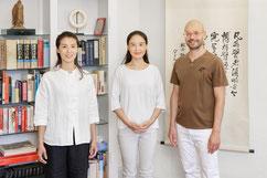 Qin Deng: TCM Therapeutin für Akupunktur und Chinesische Medizin