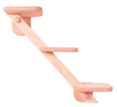 """Catwalk Aufstiegshilfe """"Klettermax"""" aus Buche Multiplex"""