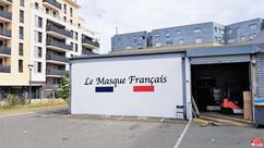 Le Masque Français à Vélizy-Villacoublay.