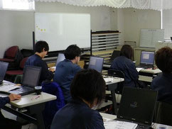 PC研修の様子
