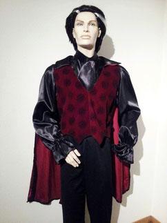 Graf Dracula, Gr.M, Fr.39.-, Perücke Fr.5.-