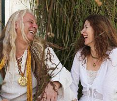 Christopher Amrhein und Eva Denk