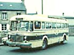 Bus Renault des Courriers Normands