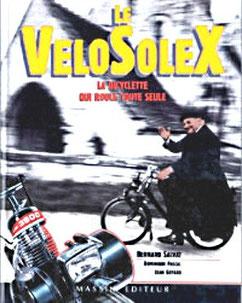 Un curé à vélosolex sur la couverture de cet ouvrage de référence