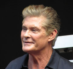 David Hasselhoff at FACTS convention