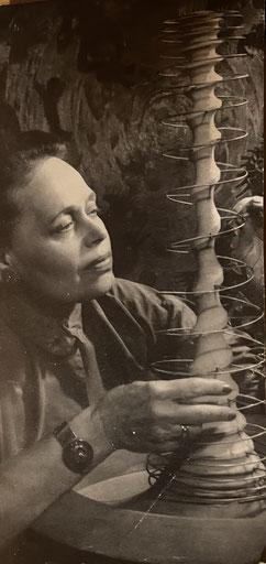 Die Mutter Maria Ullmann - Foto CJ