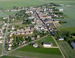 Village de Mérobert