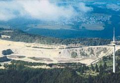 Die Auseinandersetzungen um den Abbau auf dem Plettenberg gehen weiter   Foto:Foth
