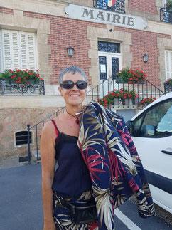 Mylène Lefebvre élue conseillère municipale.