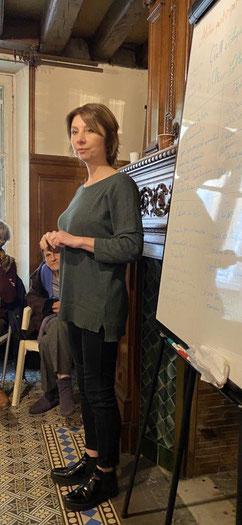 Jeanne Roussel est candidate aux municipales 2020 à Villers-Cotterêts.