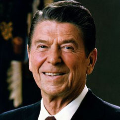 Imagine if Ronald Reagan was still President of the USA rather than Trump!