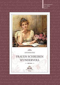 """Anthologie """"Frauen schreiben wundervoll"""", Band 2"""
