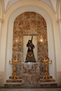 Altar Cristo del Perdón