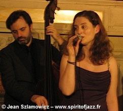 Nicola Sabato, Sarah Thorpe @ Château d'Arnouville (2013)