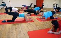 Rückentrainig, Wirbelsäulengymnatik, Rückenfit