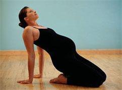 Cours de Yoga pour les femmes enceintes par Murielle LEROY
