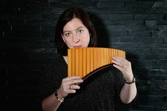 Ruth Zenklusen, Panflöte