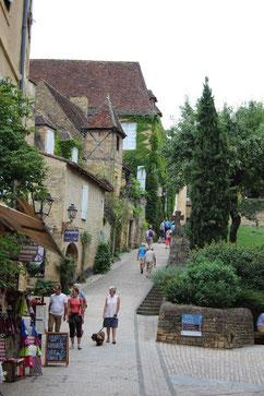 Decouvrir la Dordogne Sarlat