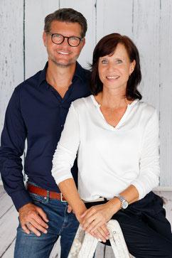 Sabine und Bernd Schienmann, Maler Schienmann, Bernd Schienmann GmbH, Maler Erlangen