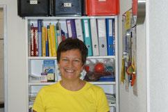 Craniosakraltherapeutin Ruth Beetschen
