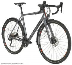 Rennrad: 1.500 Euro sollten es sein