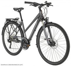 Trekkingbikes: 1.000 Euro für den Fahrspaß