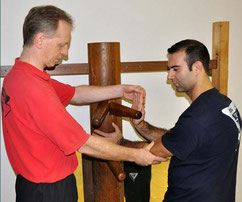 Wing Tsun Wooden Dummy