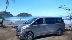 Transfer service anywhere in Costa Rica
