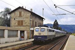 Bahnhof Waldhausen
