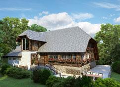 einzigartiges Schwarzwaldhaus