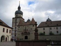 Festung Marienberg, Scherenbergtor
