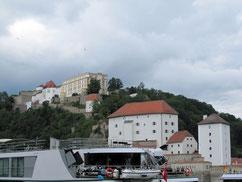 Vesten Oberhaus und Niederhaus, Passau