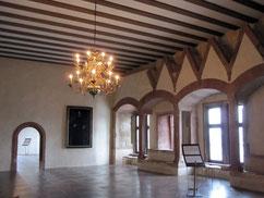Festung Marienberg, Fürstensaal