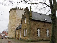Burg Ravensberg, Bergfried