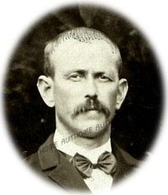 DUFOUR Vincent, photographié vers 1905-1906. Collection privée de V. M.