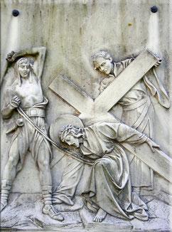 Am Karfreitag gedenken wir dem Martyrium und Tod Jesu