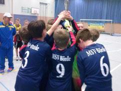 Turniersieger MSV Börde Magdeburg