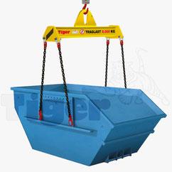 Absetzcontainer-Traversen TA-AC