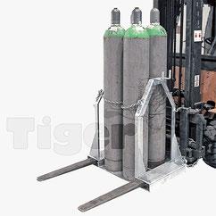 Stahlflaschen-Paletten SFP