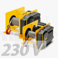Elektroseilwinde Yale RPE 230 V