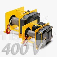 Elektroseilwinde Yale RPE 400 V