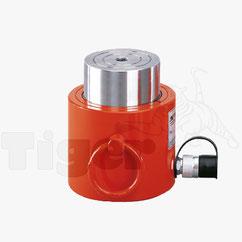 Kurzhub-Hydraulikzylinder YLS einfachwirkend