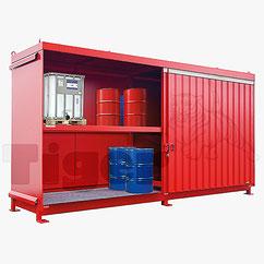 Regalcontainer CEN