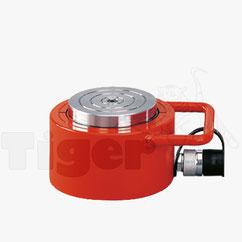 Flach-Hydraulikzylinder YFS einfachwirkend
