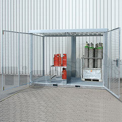 Gasflaschen-Container GFC-E