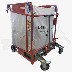 BIG BAG Transportwagen