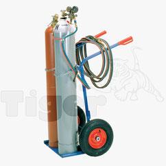 Stahlflaschenkarren - Stahlflaschenwagen