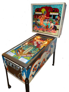 "Flipper ""Aladdin's Castle"" von Bally"